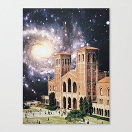 educate Canvas Print