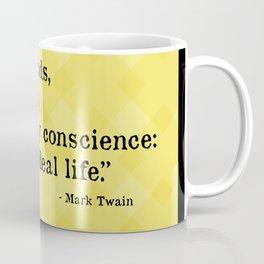 The Ideal Life Coffee Mug