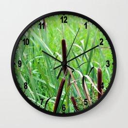 BULLRUSH Wall Clock