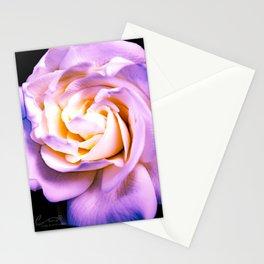 Purple Prose Stationery Cards