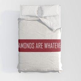 Diamonds Are Whatever Comforters