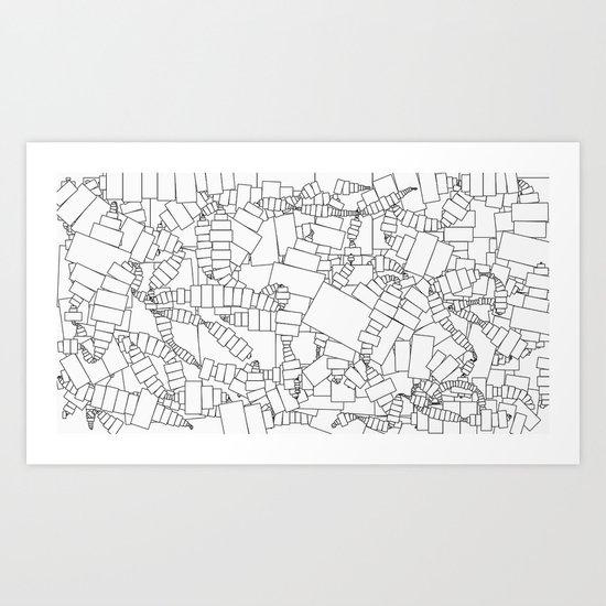t545 Art Print