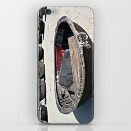 Coracles  iPhone Skin