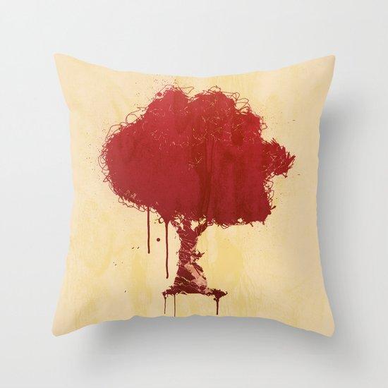 s tree t Throw Pillow