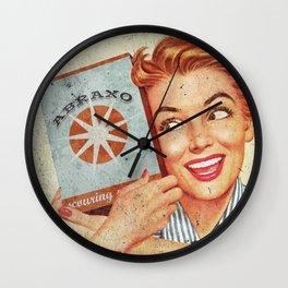 Abraxo Wall Clock