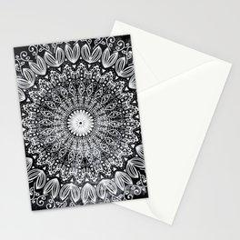 ORGANIC BOHO MANDALA Stationery Cards