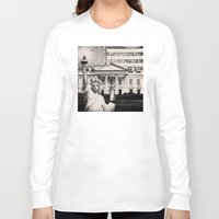 religious Long Sleeve T-shirts featuring Religious Liberty In America by politics