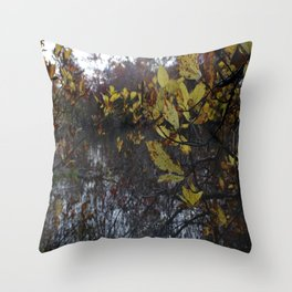 Within the Trees  Throw Pillow