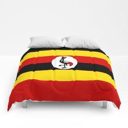 Flag of Ugandan Comforters