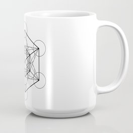 Metatron's Cube 2 Coffee Mug