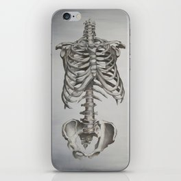 Skeleton Study iPhone Skin