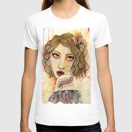 Cecilia and the Centipede T-shirt