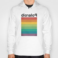 polaroid Hoodies featuring POLAROID by WordsnStripes