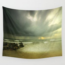 Storm is coming Wall Tapestry