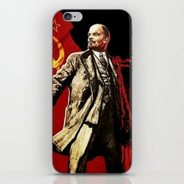 Vladimir Lenin iPhone Skin