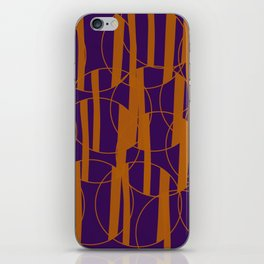 Wired from My Fall 2018 Collection iPhone Skin