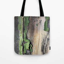 Green Peel Tote Bag