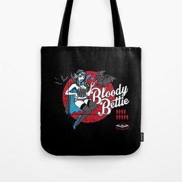 Bloody Bettie Tote Bag