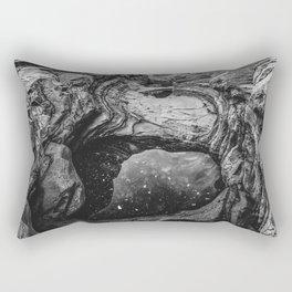 Planet Big Bend Rectangular Pillow