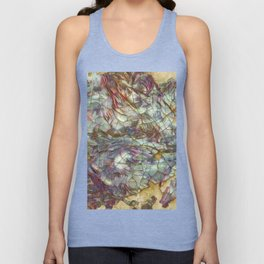 Spaces in Time Unisex Tank Top