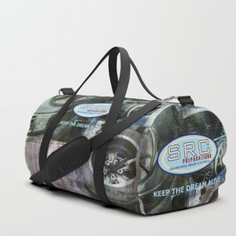 SRC Preparations Wall Art 911 Race One Duffle Bag