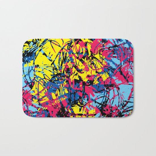 Abstract 6 Bath Mat
