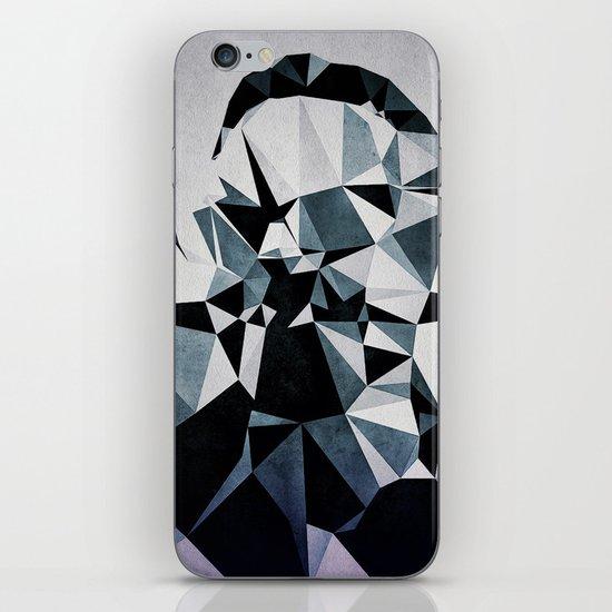 pyly fyce iPhone Skin