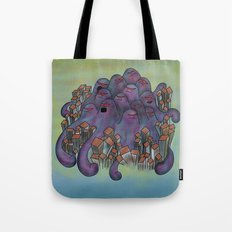 Jelly For The Babies Tote Bag