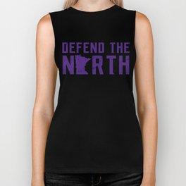 Skol Defend the North Nordic Battle Cry Biker Tank