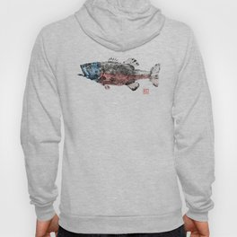 Texas Bass Hoody