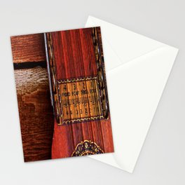 The Good Old Ukelin Stationery Cards
