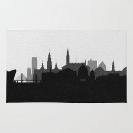 City Skylines: Copenhagen Rug