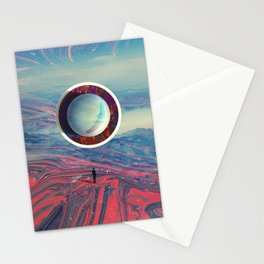 LOST AMONG THE MAGMA Stationery Cards