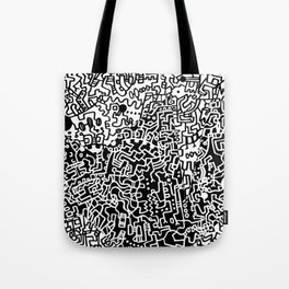 Cell Art Tote Bag