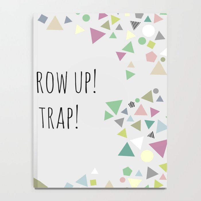 Don't grow up (colorful) Notebook