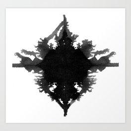 Rorschach || Art Print