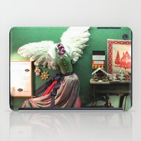 shopping iPad Cases featuring Shopping window by BACK to THE ROOTS