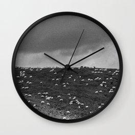 Transhumance Wall Clock