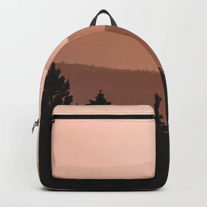 Lost in the Smoky Mountains Rucksack