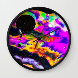 Bayesian Rationality Wall Clock