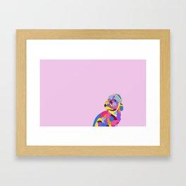 Art bork Framed Art Print