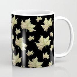 Nature leaf pattern Coffee Mug