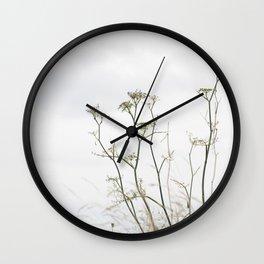 Delicate Dancers Wall Clock