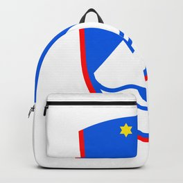 Slovenia Coat of arms Backpack