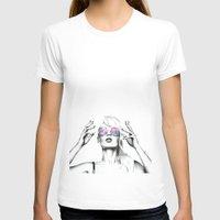 iggy azalea T-shirts featuring Iggy Azalea 2 by Tiffany Taimoorazy