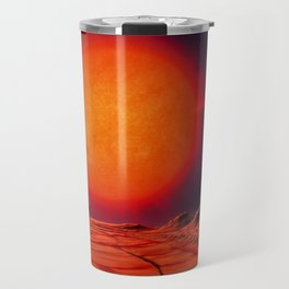 The End of the World Travel Mug