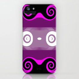 pinky pink iPhone Case