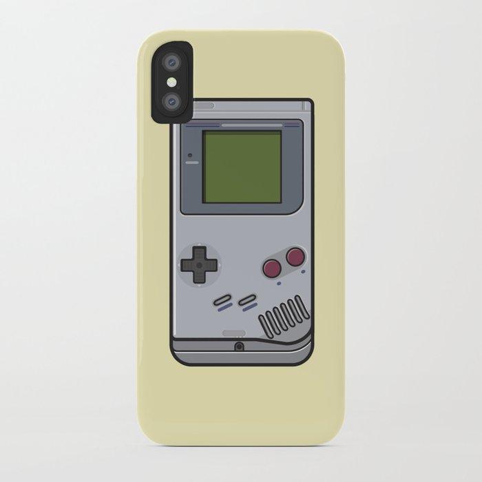 #44 Nintendo Gameboy iPhone Case