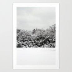 Morning Art Print