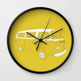 Little Miss Sunshine Wall Clock